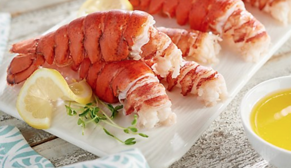 Easiest (and yummiest) dinner ever. (Photo: QVC)