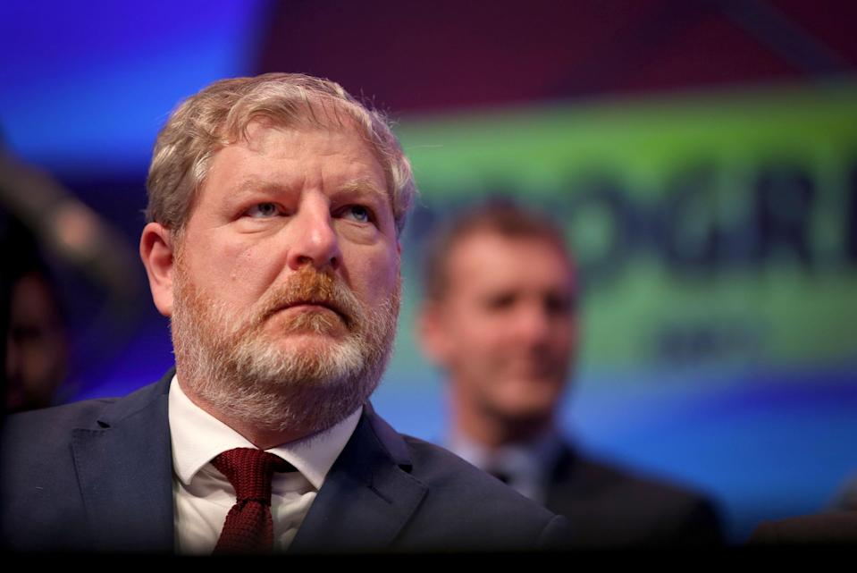 Former SNP Westminster leader Angus Robertson is hoping to make a return to elected politics, as he contests the Edinburgh Central seat for the SNP (Jane Barlow/PA)