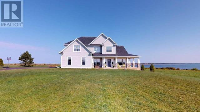 <p><span>296 Macmillan Point Road, West Covehead, P.E.I.</span><br> Location: West Covehead, Prince Edward Island<br> List Price: $985,000<br> (Photo: Zoocasa) </p>