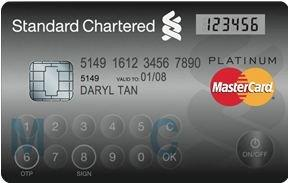 StanChart Singapore, MasterCard launch first ever interactive payment card