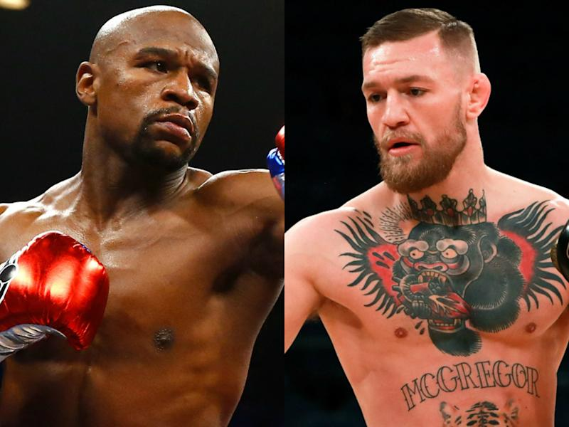 Conor McGregor taking on Floyd Mayweather 'the biggest boxing mismatch ever', says Eddie Hearn