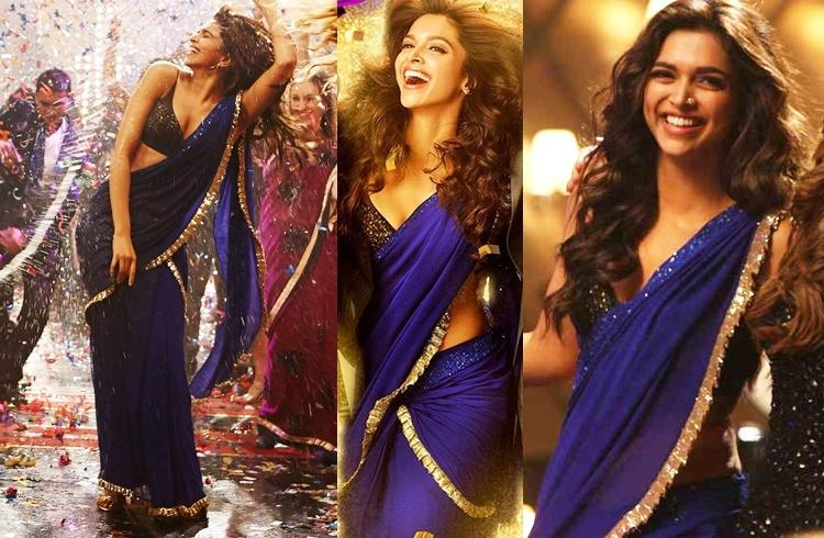 <p>Take your glam game a notch up by draping a sexy solid saree, preferably in darker shades of blue, purple or maroon. Team it with the most daring blouse in your closet and don't – don't even begin to bother about pados wali aunty kya sochegi. The more plunging the back of the blouse the better. Rock this look on the evening of the 5th or the 6th day of Navratris. </p>