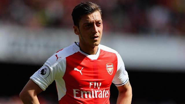 This may be Mesut Ozil's last season at Arsenal, so surely he will perform to try and attract lucrative suitors?