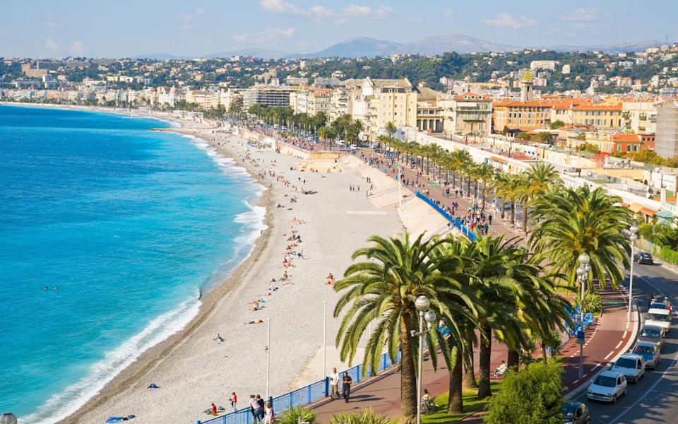 Nice, France, will have to wait - Getty