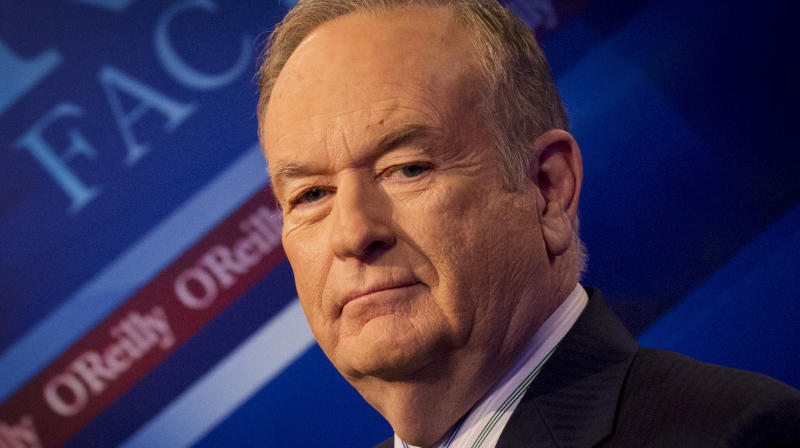 Bill O'Reilly Allegedly Called Woman He Was Harassing To Get Dirt On Another Victim