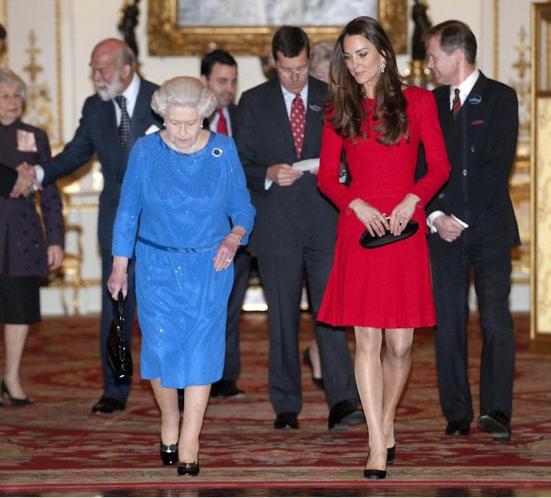 It's been reported that the Duchess wants to cut back on how many royal engagements she carries out. Photo: Getty Images