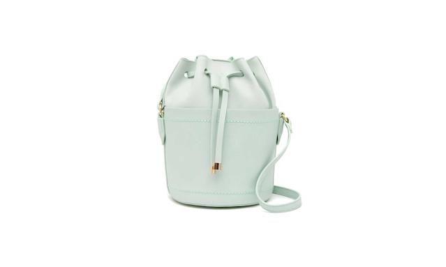 Baby blue mini bucket bag (Photo: Moda Luxe/Nordstrom Rack)