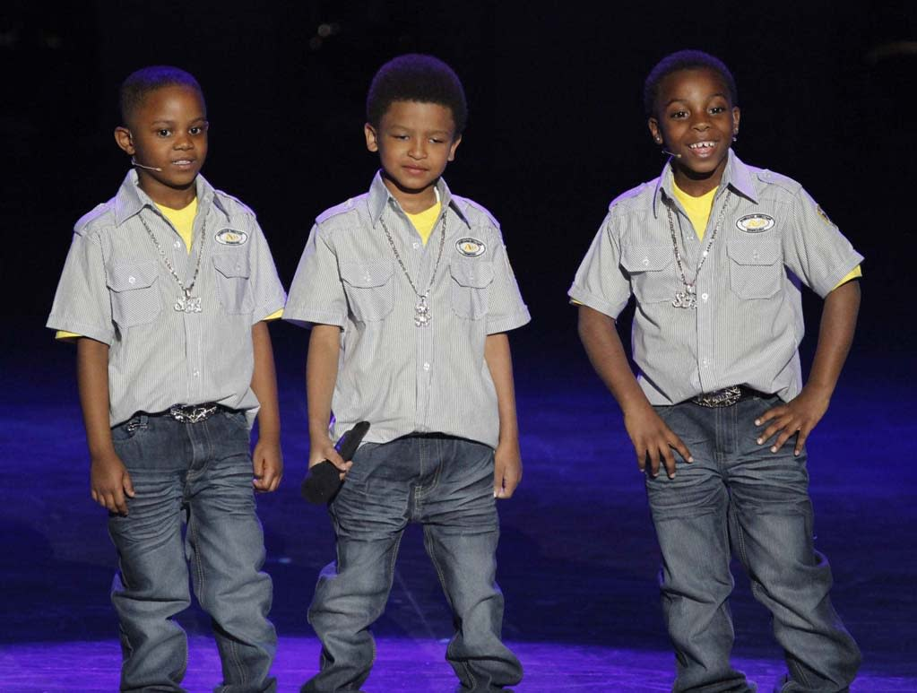 """SH'Boss Boys (young rap trio) is one of the Top 48 acts on Season 6 of """"America's Got Talent."""""""