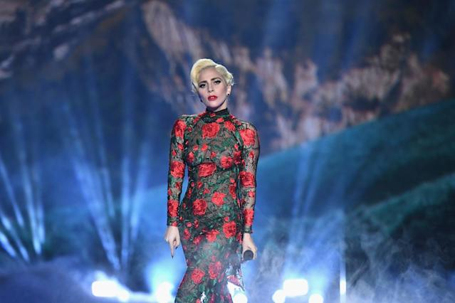 "<p>Admit it: You figured Gaga's hit-making days were mostly behind her. Not so fast. Gaga slipped a new song, ""Million Reasons,"" into her half-time performance at the Super Bowl. Everyone had the same reaction: This is really good! Result: A top five hit on the Hot 100. (Photo: Getty Images) </p>"