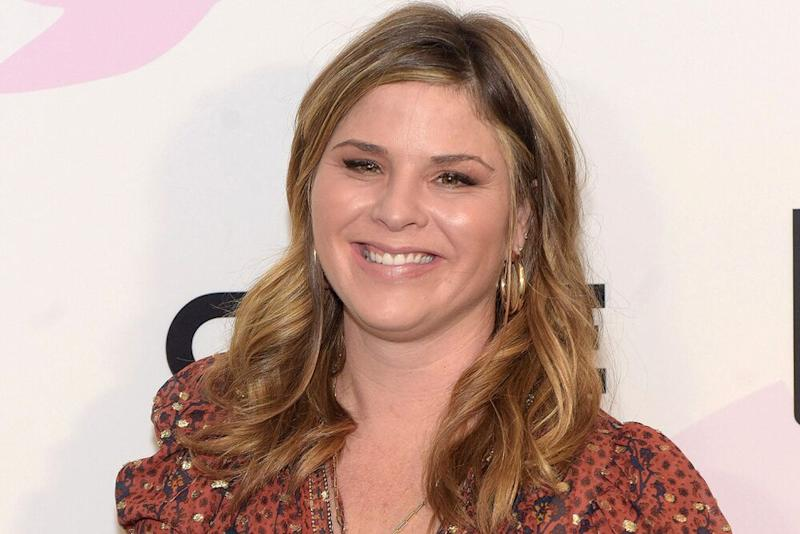 Jenna Bush Hager at the Hudson River Park Friends Playground Committee luncheon | Jeremy Smith/imageSPACE/Shutterstock