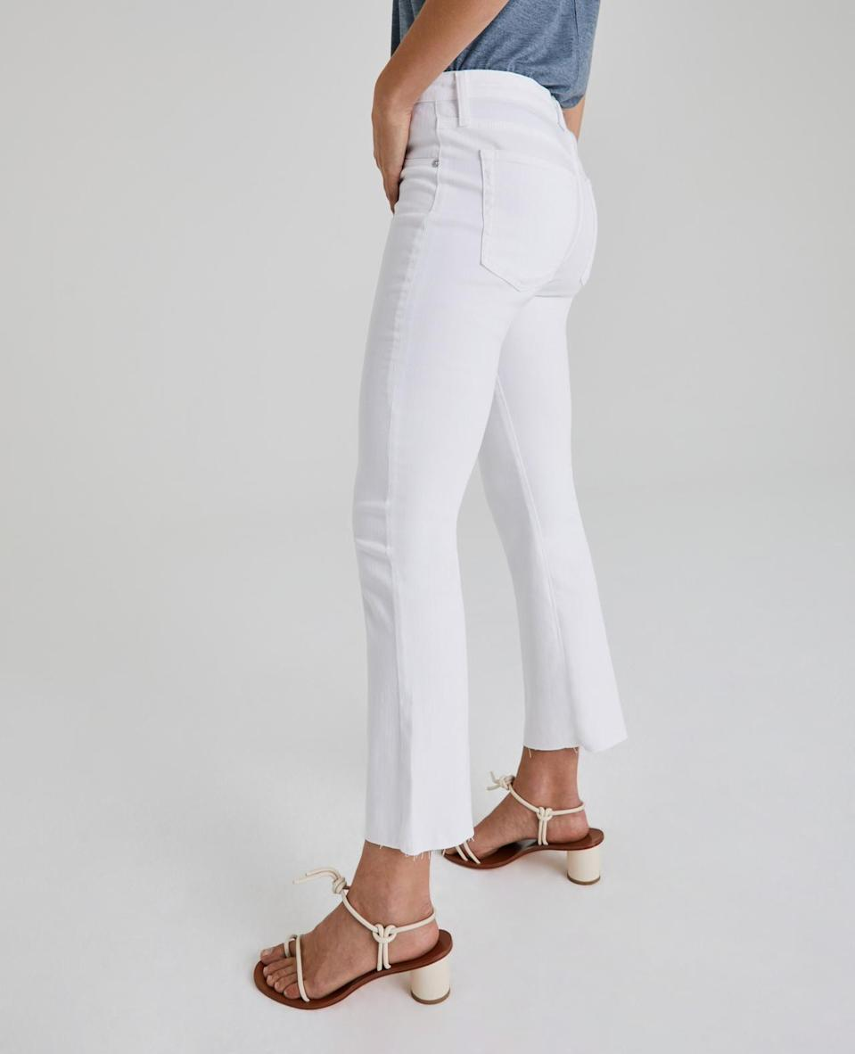 <p><span>AG Jeans The Jodi Crop</span> ($188)</p>