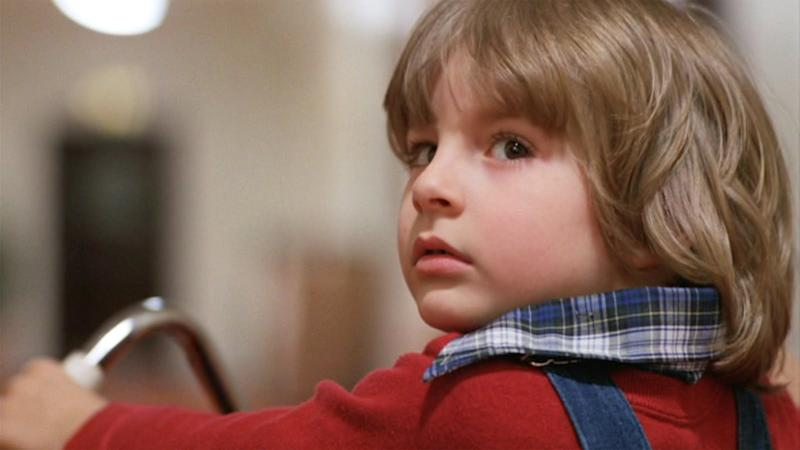 Danny Lloyd as Danny Torrance in The Shining (Credit: Warner Bros)