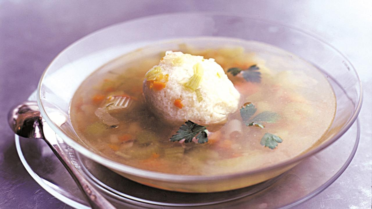 """<p>Eli Zabar's <a rel=""""nofollow"""" href=""""http://www.elizabar.com/assets/pdfs/EAT-Passover-Menu.pdf"""">original Madison Avenue café</a> ships entire Passover Seder dinners all around the country. Choose from staples like gefilte fish to roast leg of <a rel=""""nofollow"""" href=""""http://www.foodandwine.com/slideshows/lamb"""">lamb</a> to Eli's handmade <a rel=""""nofollow"""" href=""""http://www.foodandwine.com/blogs/5-tips-perfect-matzoh-balls"""">matzoh</a>, and you'll be able to skip all the cooking and get down to the four questions in no-time.</p>"""