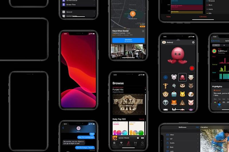 iOS 13 Running on 50 Percent Compatible iPhones, Less Than a Month After Roll-out