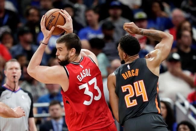 Gasol says it was frustration from hamstring injury that fuelled transformation