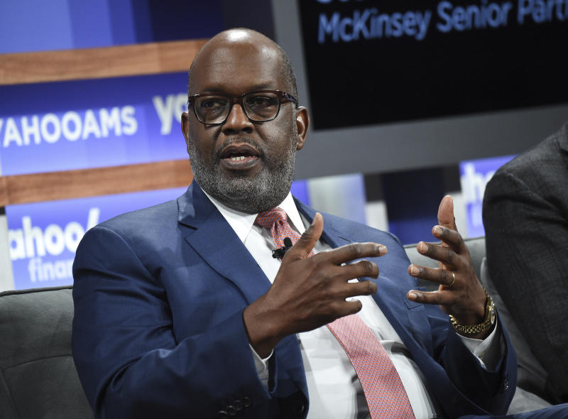 Kaiser Permanente Bernard J. Tyson participates in the Yahoo Finance All Markets Summit at Union West on Thursday, Oct. 10, 2019, in New York. (Photo by Evan Agostini/Invision/AP)