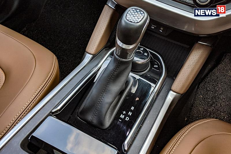 Tata-Harrier-Automatic-Review-Gearbox