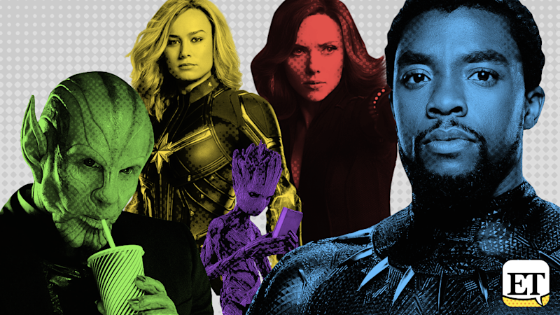 Here is everything that happened during Marvel's massive Hall H panel.