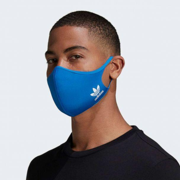 PHOTO: Addidas face masks are pictured here. (Addidas)