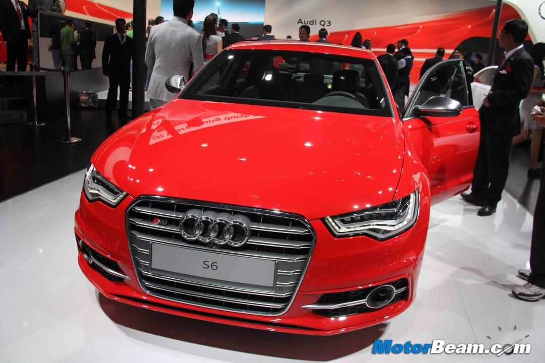 After the launch of the S4, Audi plans to launch the S6 in India, which is a performance version of the A6.