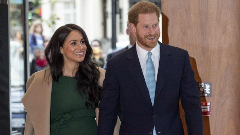 Meghan Markle Recycles Engagement Dress on Anniversary of Her Pregnancy Announcement
