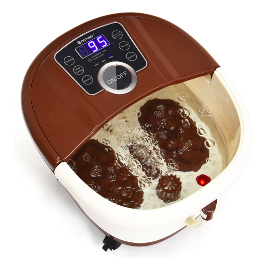 Costway Portable Electric Foot Bath (Photo via Best Buy)