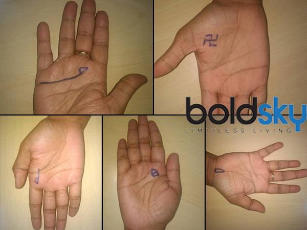 5 Lucky Signs On Your Palm That Reveal Life Secrets