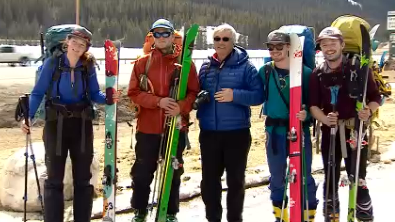 320 km, 21 days, 8 major icefields: 'Amazing' ski marks 50th anniversary of historic traverse