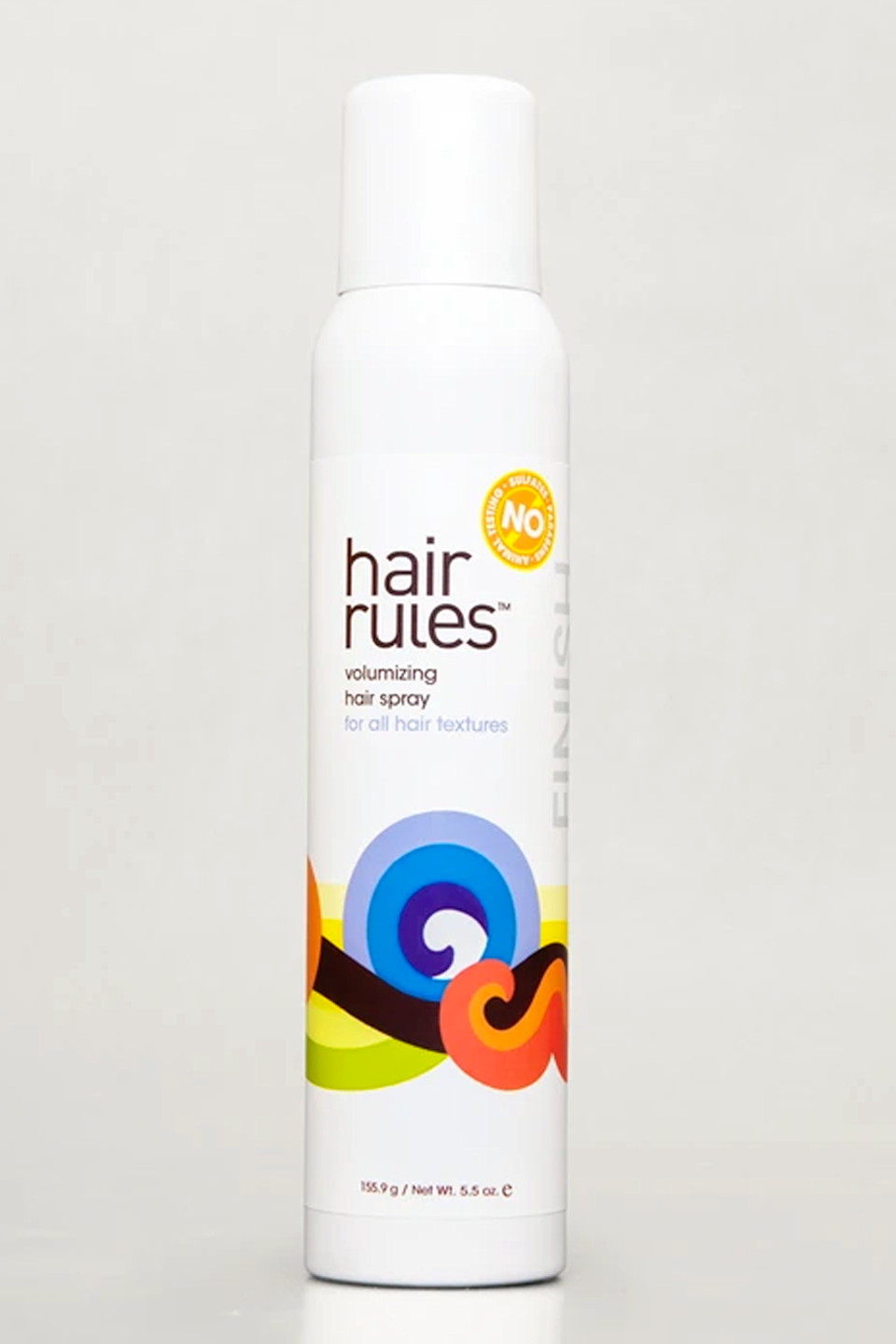 """<p><strong>hair rules</strong></p><p>hairrules.com</p><p><strong>$5.50</strong></p><p><a href=""""https://hairrules.com/products/volumizing-hair-spray/"""" rel=""""nofollow noopener"""" target=""""_blank"""" data-ylk=""""slk:Shop Now"""" class=""""link rapid-noclick-resp"""">Shop Now</a></p><p>You'd think <a href=""""https://www.cosmopolitan.com/style-beauty/beauty/g25843731/best-hairspray/"""" rel=""""nofollow noopener"""" target=""""_blank"""" data-ylk=""""slk:hairspray"""" class=""""link rapid-noclick-resp"""">hairspray</a> would automatically hold the volume in your hair (isn't that <em>kinda </em>the main reason most people use it?), but <strong>a too-strong formula will actually weigh your hair down instead of lifting it up</strong>. Enter: this dry-mist formula that has a super-fine spray (so no heavy, sticky droplets) to help freeze the volume in your hair without feeling like a helmet.</p>"""