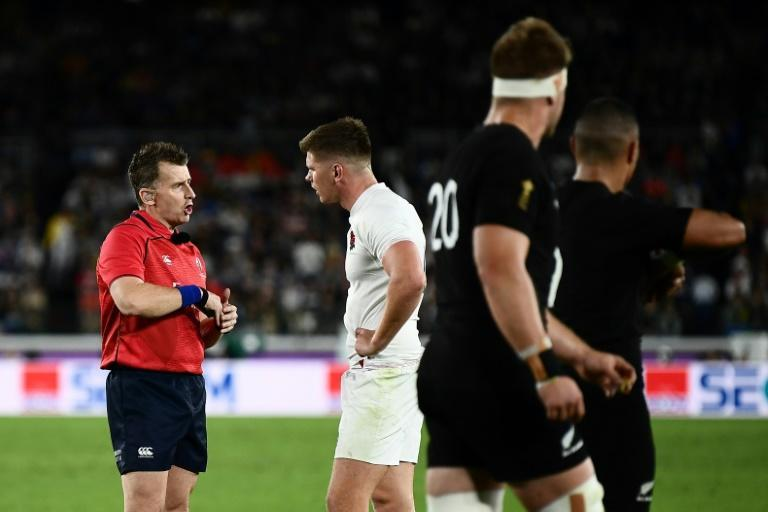 Nigel Owens is swapping rugby refereeing for life as a farmer