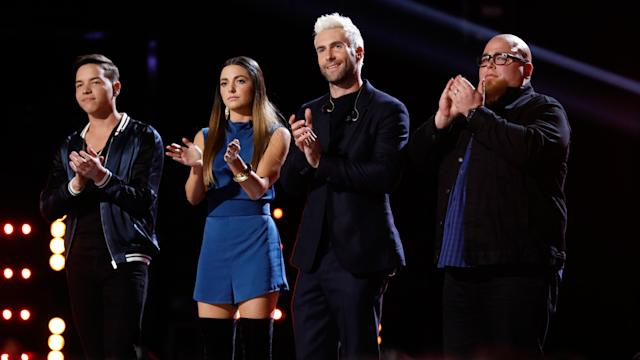 Watch Adam Levine perform 'Hey Jude' in Tribute to Christina Grimmie
