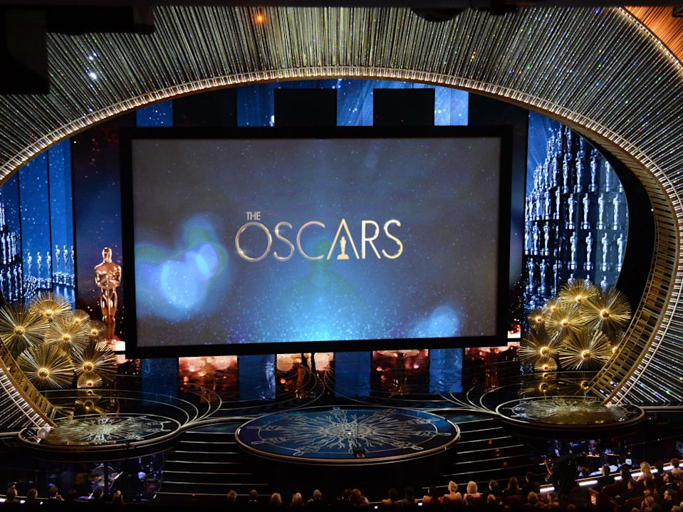 2021 Oscars organizers planning to hold in-person telecast (Getty Images)