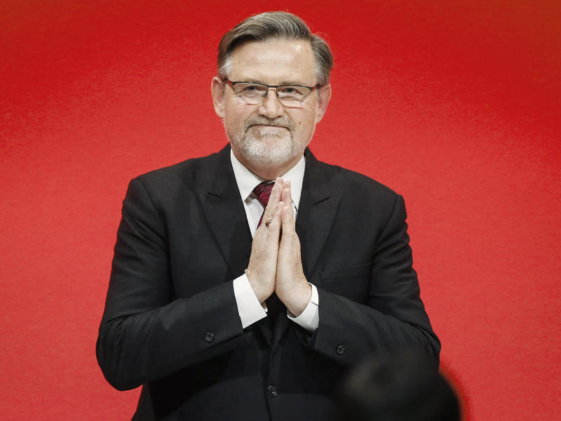 Barry Gardiner says Labour will also push for the abolition of tariffs on environmental technology: PA
