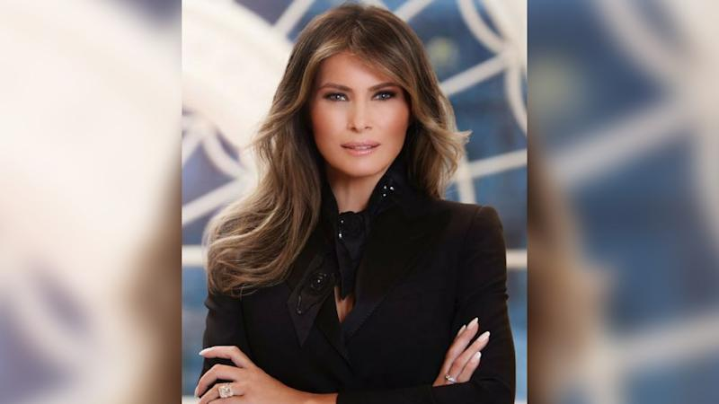 White House Releases Melania Trump's Photo, Twitter Erupts On Cue