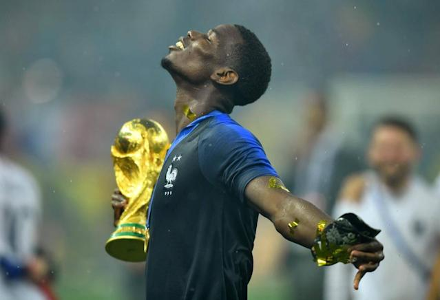 I hope Paul Pogba knows why he played well for France at the World Cup, says Manchester United boss Jose Mourinho