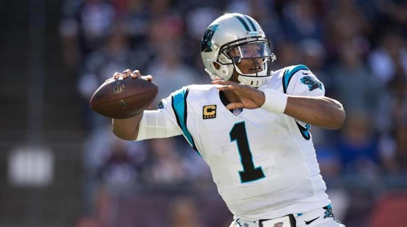 Cam Newton Says He S Giving Up Sex For A Month But It S