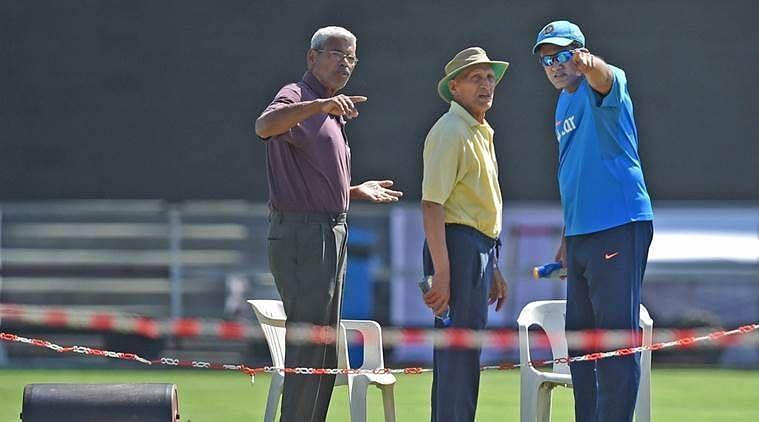 The pitch at Pune has come under the scanner more than once in the recent past
