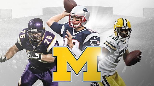 Tom Brady? Charles Woodson? Dan Dierdorf? Sporting News ranked the top NFL Draft picks in Michigan history ahead of what could be a historic class for the program.