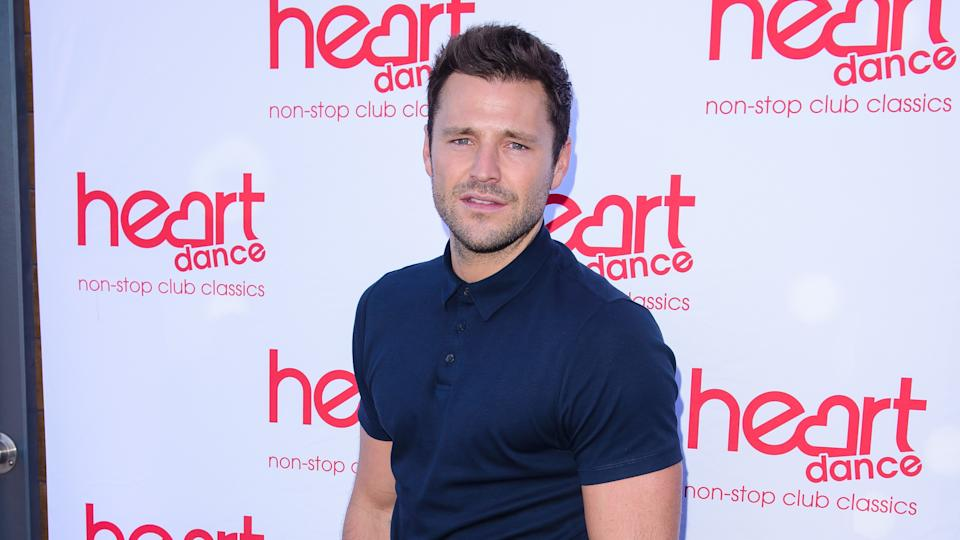 Mark Wright attends the Heart Dance Media launch event in July 2019. (Photo by Joe Maher/Getty Images)