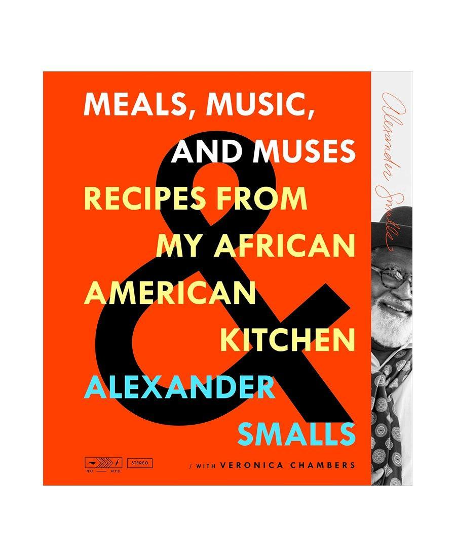 """More than just dinner inspiration, Alexander Smalls's <a href=""""https://www.glamour.com/gallery/best-healthy-cookbooks?mbid=synd_yahoo_rss"""" rel=""""nofollow noopener"""" target=""""_blank"""" data-ylk=""""slk:cookbook"""" class=""""link rapid-noclick-resp"""">cookbook</a> is food for thought. With each chapter named after a different style of music (and the recipes that belong with it), this book is an ode to the Black American South's culinary and musical traditions. $35, Amazon. <a href=""""https://www.amazon.com/Meals-Music-Muses-Recipes-American/dp/1250098092/ref=as_li_ss_tl?"""" rel=""""nofollow noopener"""" target=""""_blank"""" data-ylk=""""slk:Get it now!"""" class=""""link rapid-noclick-resp"""">Get it now!</a>"""