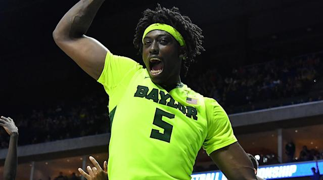 One half of the East Regional Semifinals has Baylor taking on surprising South Carolina, with an Elite Eight berth on the line.