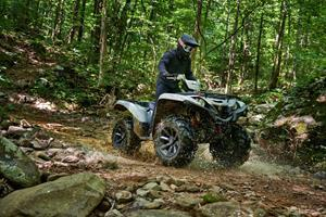 The 2022 Grizzly is the ultimate recreational ATV for excitement on every ride, delivering the ideal blend of big-bore power and performance for a smooth and powerful ride to conquer extreme off-road trails.