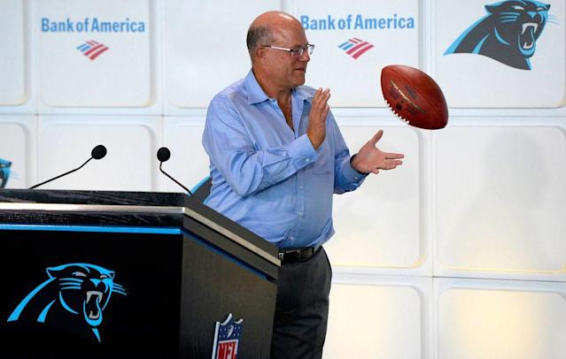Like the NBA, the NFL has been cultivating potential owners who have ample wealth and interests outside of sports; new Panthers owner David Tepper (net worth $11 billion) made his money in hedge funds.
