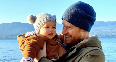 The socially-conscious brand behind a beanie hat worn by baby Archie has been inundated with orders [Image: Instagram]