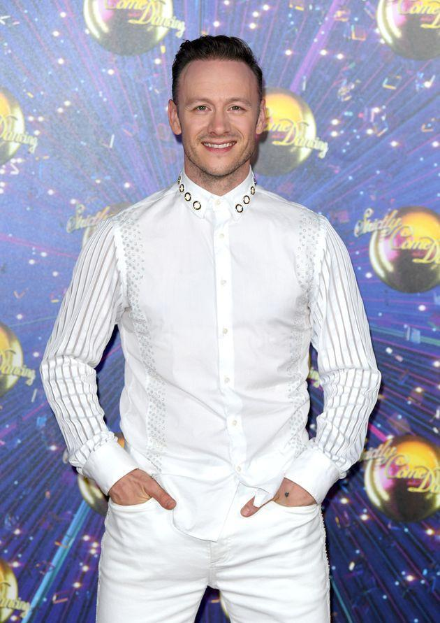 Kevin Clifton at the 2019 Strictly launch (Photo: Karwai Tang via Getty Images)