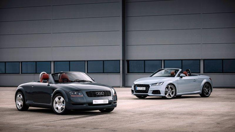"""<p><strong>Audi: TT, A3 Cabriolet</strong></p> <p>We'll start with a heartbreaker. The <a href=""""https://www.autoblog.com/2019/05/23/audi-tt-discontinued/"""" data-ylk=""""slk:Audi TT's disappearance"""" class=""""link rapid-noclick-resp"""">Audi TT's disappearance</a> makes us as sad as any car on this list. Every version of the TT was fun, but the turbocharged five-cylinder <a href=""""https://www.autoblog.com/2017/09/18/2018-audi-tt-rs-drivers-notes-five-pots-of-turbocharged-honey/"""" data-ylk=""""slk:TT RS"""" class=""""link rapid-noclick-resp"""">TT RS</a> was the best of the bunch. Throughout its many years of production and transformation to the modern world, the TT remained true to its two-door sports coupe self. The Audi lineup won't be the same without its presence, but we hope an electric alternative fills in the space soon.</p> <p>The other notable Audi you won't be able to buy next year is the <a href=""""https://www.autoblog.com/2019/08/07/audi-a3-cabriolet-dead-2019/"""" data-ylk=""""slk:A3 Cabriolet"""" class=""""link rapid-noclick-resp"""">A3 Cabriolet</a>. This little droptop will still be available to buy in sedan format, but low demand for the cabrio is the likely culprit here. A3 sales in general have experienced a decline in recent years, but we don't know the split between sedans and convertibles. One can only guess the Cabriolet has suffered, especially in colder states.</p>"""