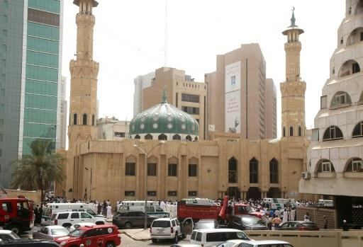 IS claims Kuwait mosque bombing that killed 13