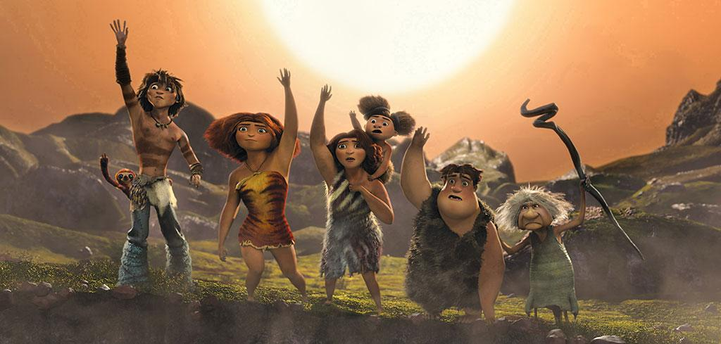 "DreamWorks Animation's ""The Croods"" - 2013"