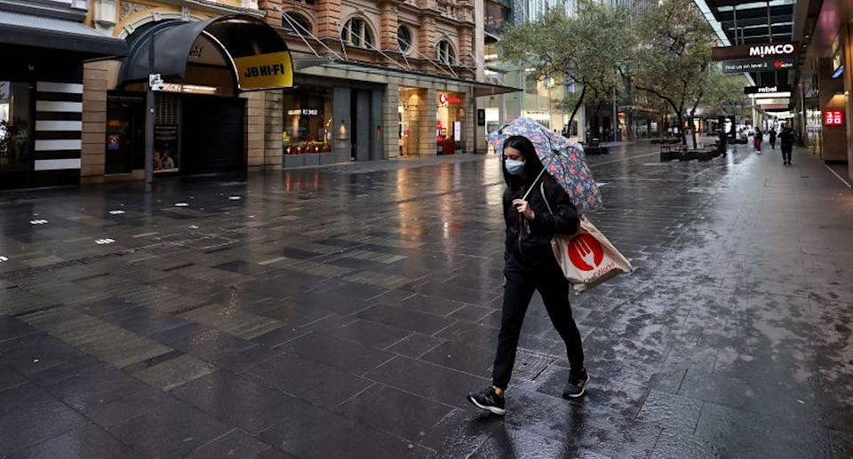 Exposure sites across Sydney continue to grow despite the city's lockdown. Source: Getty