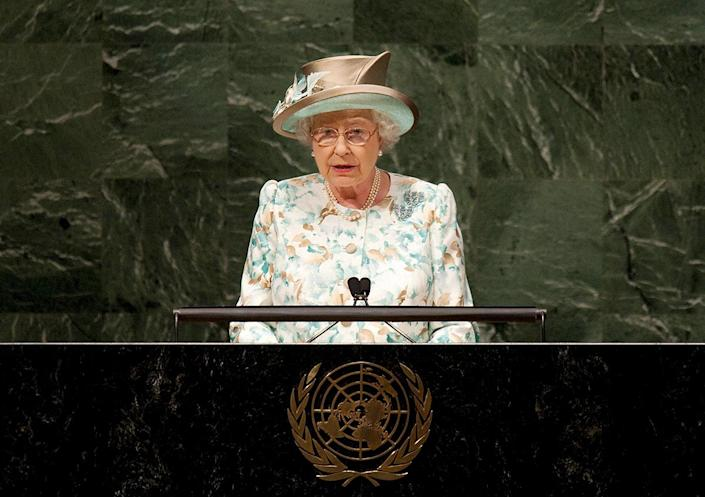 <p>In July 2010, Queen Elizabeth returned to N.Y.C. for the first time since her 1976 visit and addressed the United Nations General Assembly. </p>